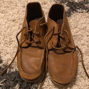 Red Wing Chukka Shoes
